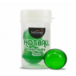 Hot Ball Beija Muito Menta